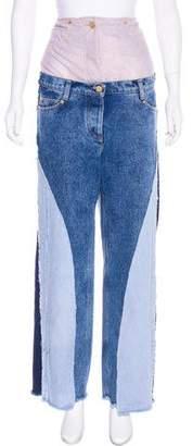 Natasha Zinko 2017 High-Rise Jeans