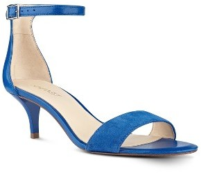 Women's Nine West 'Leisa' Ankle Strap Sandal $78.95 thestylecure.com