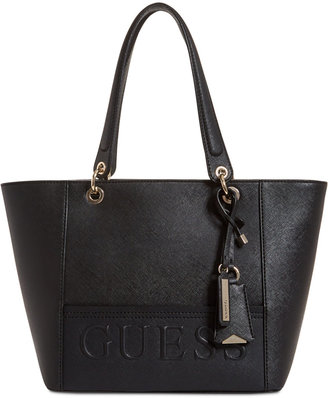 Guess Kamryn Extra-Large Tote $98 thestylecure.com