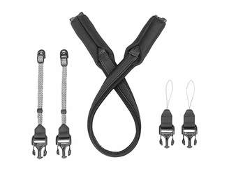 Pacsafe Carrysafe 75 GII Anti-Theft Camera Neck Strap