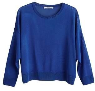 MANGO Fine-knit sweater