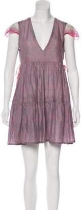 Lemlem Printed Mini Dress