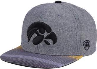 Top of the World Iowa Hawkeyes Tarnesh Snapback Cap