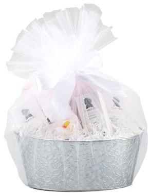 Swankie Blankie Bath Gift Set, Pink