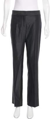 Kaufman Franco Kaufmanfranco Wool-Blend Mid-Rise Pants