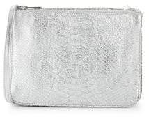 Zadig & Voltaire Clyde Savage Leather Crossbody Bag