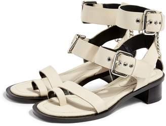Topshop Forever Chain Sandal