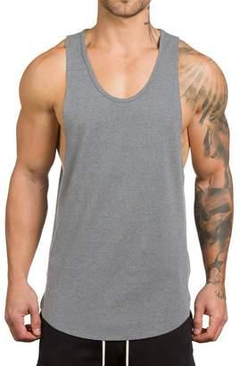 6c821af83da18 Magiftbox Men s Muscle Gym Workout Stringer Tank Tops Bodybuilding Fitness  T-Shirts