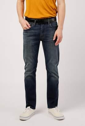 Hudson Jeans Blake Slim Straight Zip Fly Jean