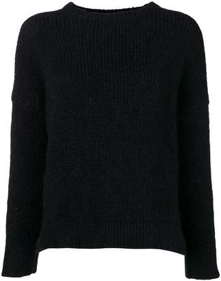 Societe Anonyme soft heavy knit sweater