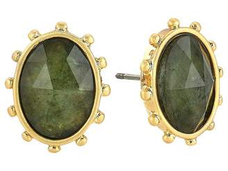 Kate Spade Perfectly Imperfect Oval Studs