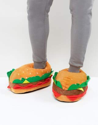 Asos Burger Slippers