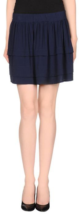 DOLORES PROMESAS EARTH Mini skirt