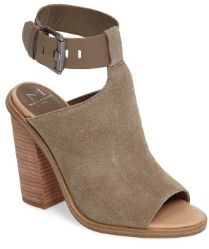 Women's Marc Fisher Ltd Vashi Ankle Strap Sandal $159.95 thestylecure.com
