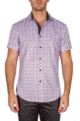 Bespoke Short Sleeve Modern Fit Shirt