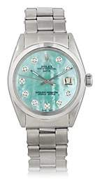 Rolex Vintage Watch Women's 1963 Oyster Perpetual Date Watch