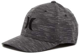 Hurley Icon Texture Flex Fit Hat