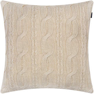 Gant Chunky Cable Knit Cushion