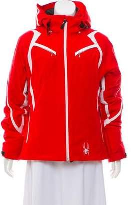 Spyder Insulated Zip-Up Jacket
