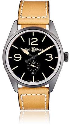 Bell & Ross Men's BR 123 Heritage Watch