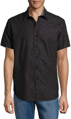 Robert Graham Bell Gardens Printed Classic-Fit Casual Button-Down Shirt