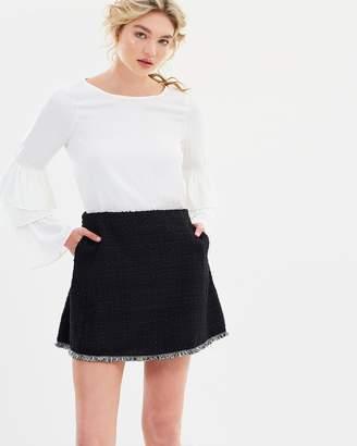 Vero Moda Puka High Waist Skirt