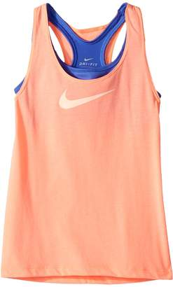 Nike Breathe 2-in-1 Training Tank Girl's Sleeveless