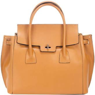 Italian Leather Satchel