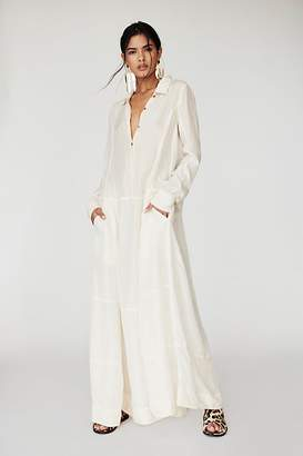 Nicholas K Orion Silk Maxi Dress