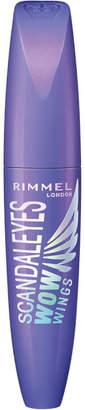 Rimmel Scandaleyes Wow Wings Mascara 12ml - Black