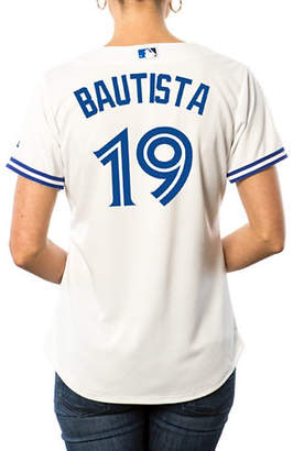 Majestic Ladies Jose Bautista Toronto Blue Jays Cool Base Replica Home Jersey
