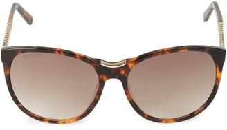 Balmain 58MM Butterfly Sunglasses
