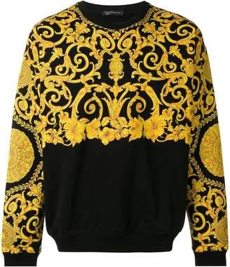 Versace (ヴェルサーチ) - Versace バロック スウェットシャツ