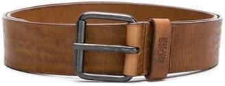 HUGO BOSS buckle belt