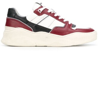 Ami Paris Low Top Trainers