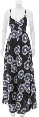 Apiece Apart Printed Maxi Dress w/ Tags
