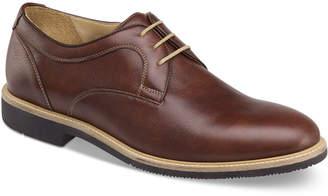 Johnston & Murphy Men's Barlow Plain Toe Lace-Up Oxfords Men's Shoes