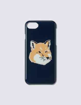 MAISON KITSUNÉ Iphone Case Fox Head