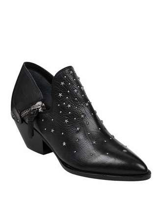 Sigerson Morrison Haile Star Stud Ankle Booties