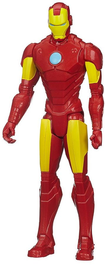 Hasbro Marvel Avengers Titan Hero Series 12-in. Iron Man Figure by Hasbro