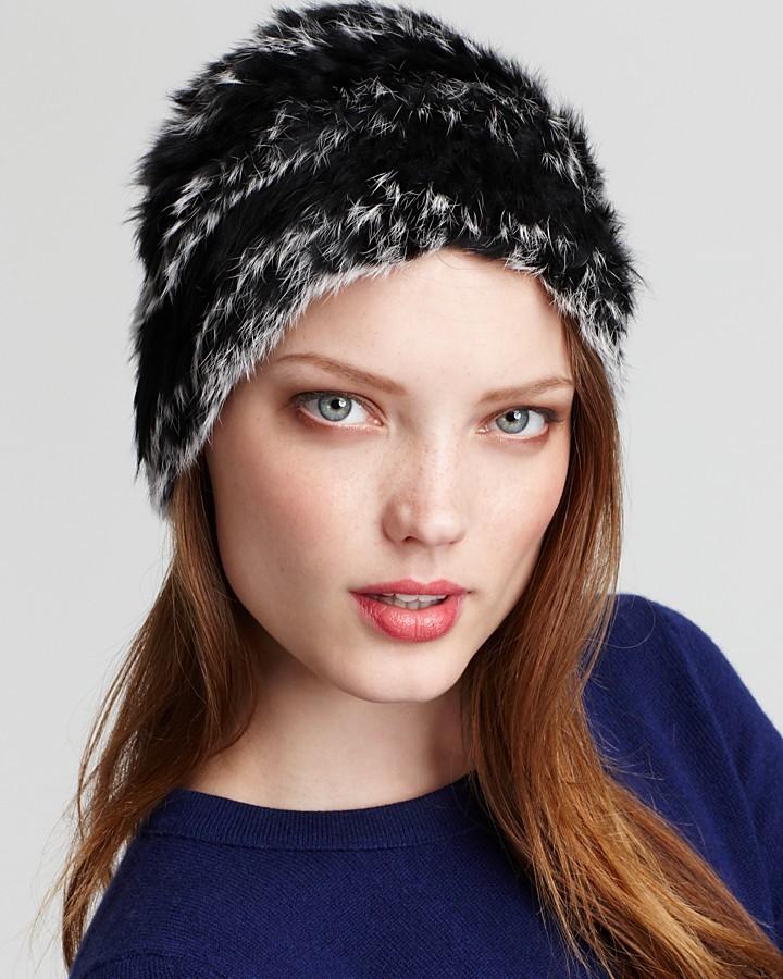 MARC BY MARC JACOBS Hayworth Fur Hat