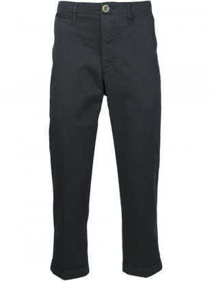 Visvim high water chino trousers $430 thestylecure.com