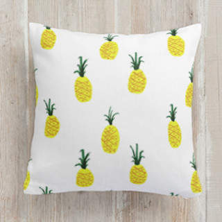 Jamba Square Pillow