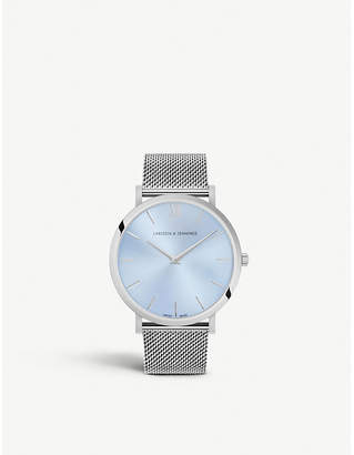 Larsson & Jennings Lugano Solaris stainless steel watch