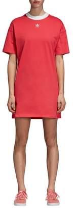 adidas Trefoil T-Shirt Dress
