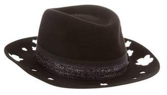 Pre-Owned at TheRealReal · Maison Michel Andre Felt Hat w  Tags d4c1d28a236d