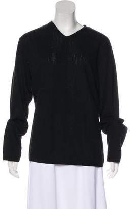 Kenneth Cole Long Sleeve Knit Sweater