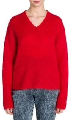 Miu Miu V-Neck Pullover
