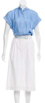 Michel Klein Agnes Midi Dress w/ Tags