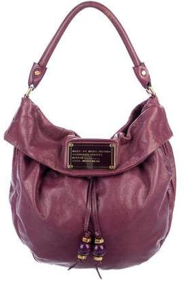Marc by Marc Jacobs New Q Lil Drawstring Hobo
